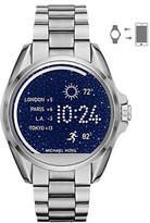 Michael Kors MK Access Bradshaw Silvertone Smartwatch