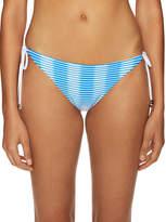 Shoshanna Women's Striped Bikini Bottom