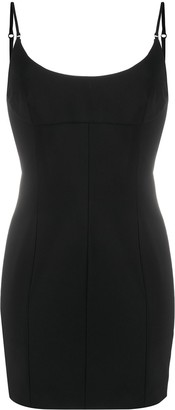 Alexander Wang Fitted Slip Dress