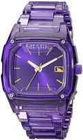 Freestyle Women's 101989 Shark Purple Polycarbonate Watch with Link Bracelet