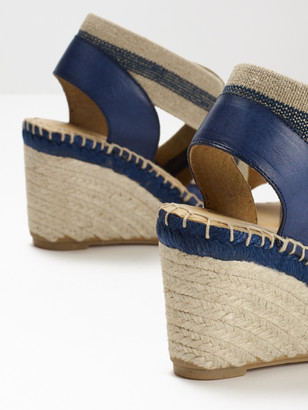 White Stuff Penny Espadrille Wedges