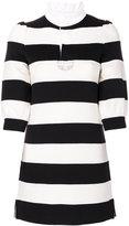 Marc Jacobs - striped mini dress