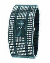 Haurex Women's BX368DBB Honey PC Teal Watch