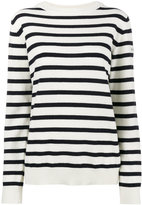 Holiday Sailor striped jumper