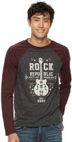 Rock & Republic Men's Twang Tee