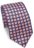 Kiton Two-Tone Silk Tie