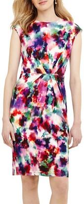 Phase Eight Sabella Print Dress, Multi