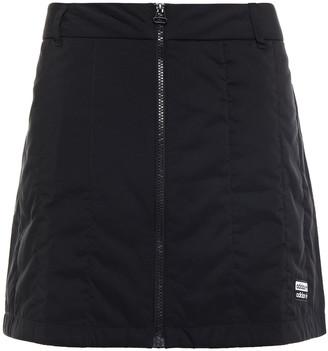 adidas Logo-appliqued Shell Mini Skirt