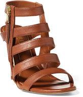 Ralph Lauren Tracie Calfskin Sandal