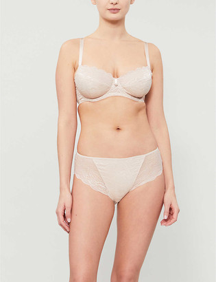 Fantasie Impression underwired stretch-lace balconette bra