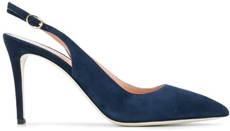 Pollini Pointed High Heel Pumps
