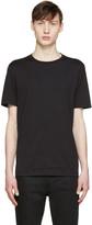Maison Margiela Black Wrinkled T-Shirt