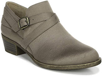LifeStride Women's Casual boots MUSHROOM - Mushroom Adley Ankle Boot - Women