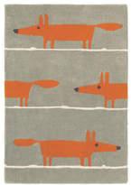 Scion Scion Mr Fox Cinnamon Rug 180x120cm