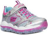 Skechers Little Girls' Skech-Air - Stars Running Sneakers from Finish Line