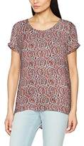Fat Face Women's Zoe Country Paisley Longline Blouse