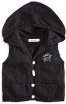 3 Pommes Boys' Hooded Knit Vest - Baby