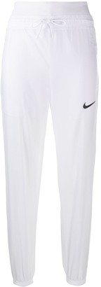 Nike Sheer Branded Track Trousers