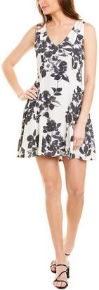 Krisa Floral Shift Dress