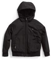 Volcom Toddler Boy's Hernan Heavyweight Hooded Jacket