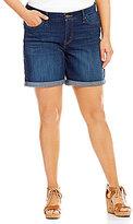 Levi's Plus Cuffed Shorts