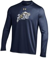 Under Armour Men's Navy Midshipmen Tech Long-Sleeve Tee