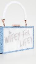 Sophia Webster Cleo Wifey For Lifey Minaudiere