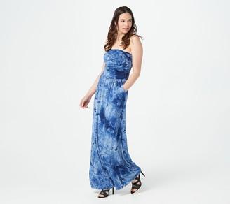 Belle By Kim Gravel Belle Beach by Kim Gravel Regular Knit Coverup Tube Dress