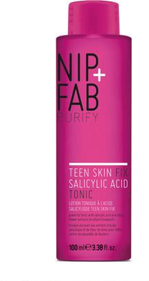 Nip + Fab Teen Skin Fix Salicylic Acid Tonic 100Ml