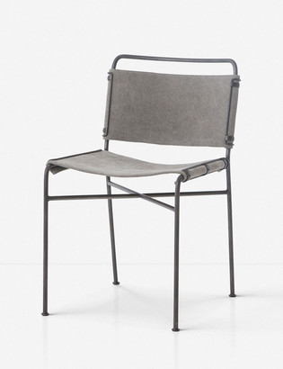 Lulu & Georgia Trysta Dining Chair, Gray