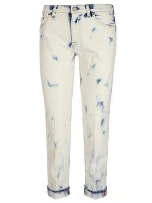 Golden Goose Bleached Boyfriend Denim Jeans