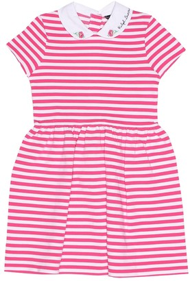 Polo Ralph Lauren Striped ponte jersey dress