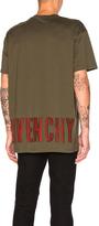 Givenchy Sheer Logo Tee