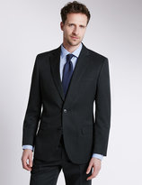 Marks And Spencer Charcoal Regular Fit Suit