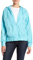 UNIONBAY Marcie Lightweight Solid Windbreaker