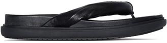 LVIR Robe leather sandals