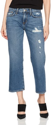 Siwy Women's Maria Luisa Parallel Leg Jeans in Back in The Days 23