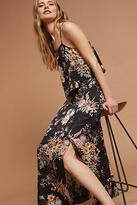 Vanessa Virginia Blooming Flora Midi Skirt