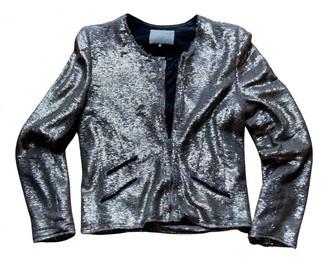 IRO Gold Glitter Jackets