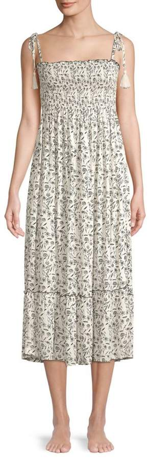 Cool Change Coolchange Piper Ruched Midi Dress