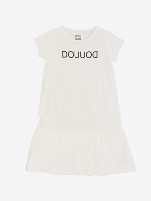 Douuod Short-sleeved Dress
