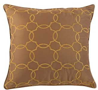 Darby Home Co Litherland Accent Throw Pillow Color: Latte