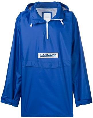 Martine Rose Logo Rain Jacket