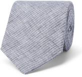Oliver Spencer Lydon Woven Linen Tie