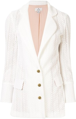 We Are Kindred Marbella single breasted blazer