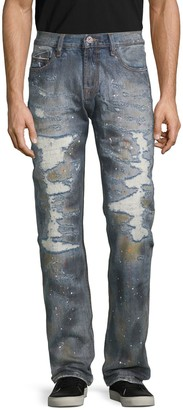 Cult of Individuality McCoy Distressed Jeans