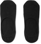 Hugo Boss - Two-pack Cotton-blend No-show Socks