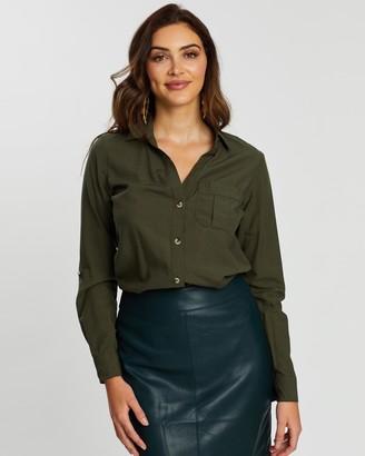 Dorothy Perkins Tencel Shirt