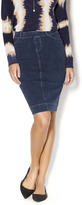 HardTail Forever Hard Tail Forever Stretch Denim Pencil Skirt