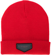 Givenchy patch detail beanie